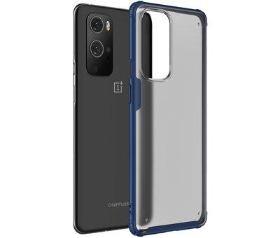 OPPRO OnePlus 9 Pro Merge Bumper Case Blau