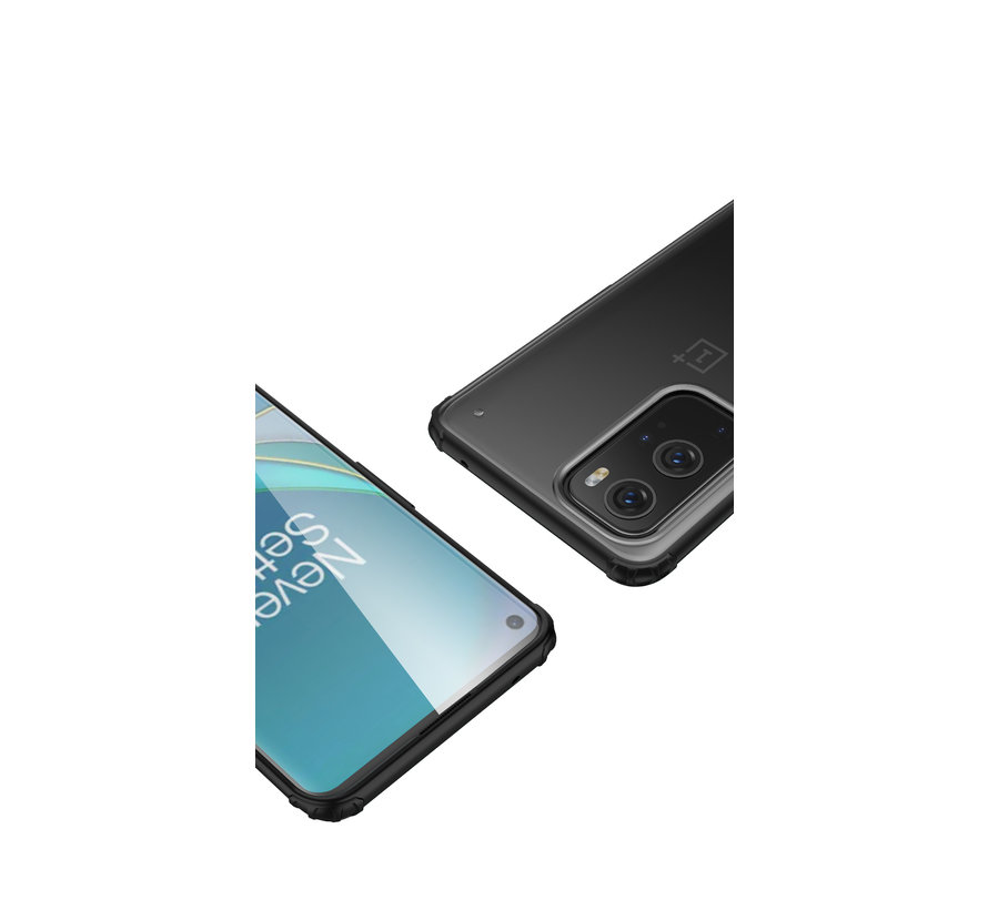 OnePlus 9 Pro Merge Bumper Case Blau