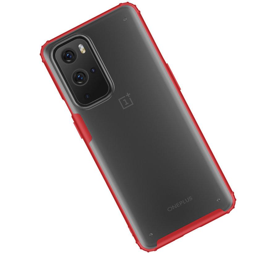 OnePlus 9 Pro Merge Bumper Case Rot