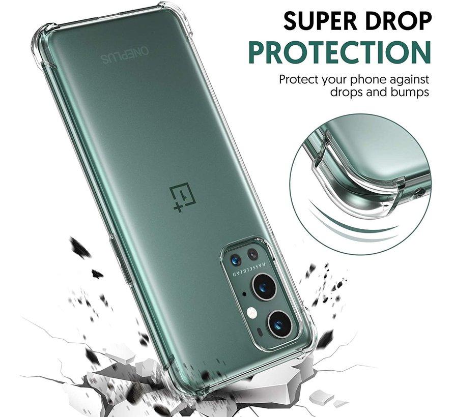 OnePlus 9 Pro Hoesje Xtreme TPU Transparant