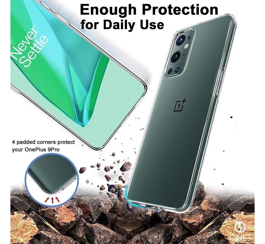 OnePlus 9 Pro TPU Transparentes Gehäuse