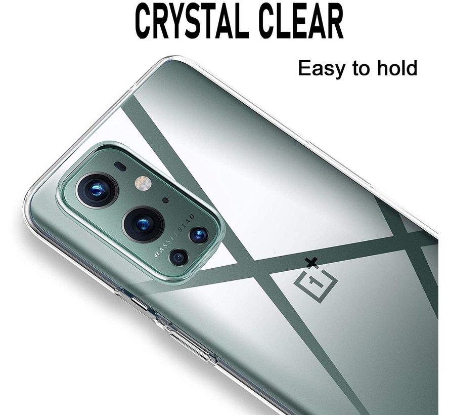 OnePlus 9 Pro  Hoesje TPU Transparant