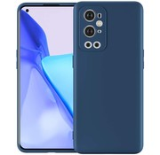 OPPRO OnePlus 9 Pro Case Liquid Silicone Blue