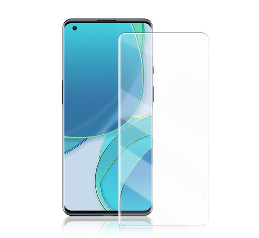 OnePlus 9 Pro 9H UV Glazen Screen Protector Full Cover