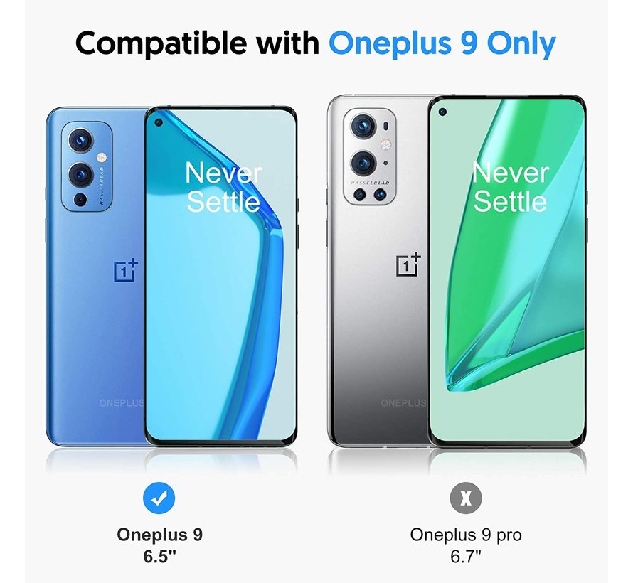OnePlus 9 Case Xtreme TPU Transparent