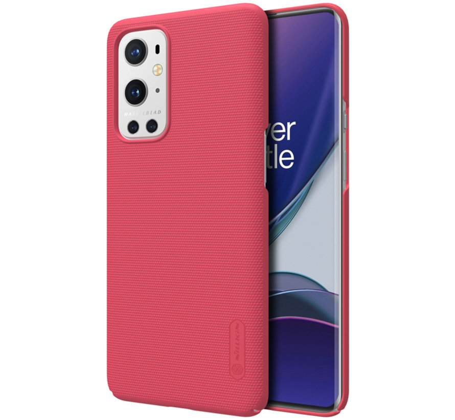 OnePlus 9 Pro Fall Super Frosted Shield Red