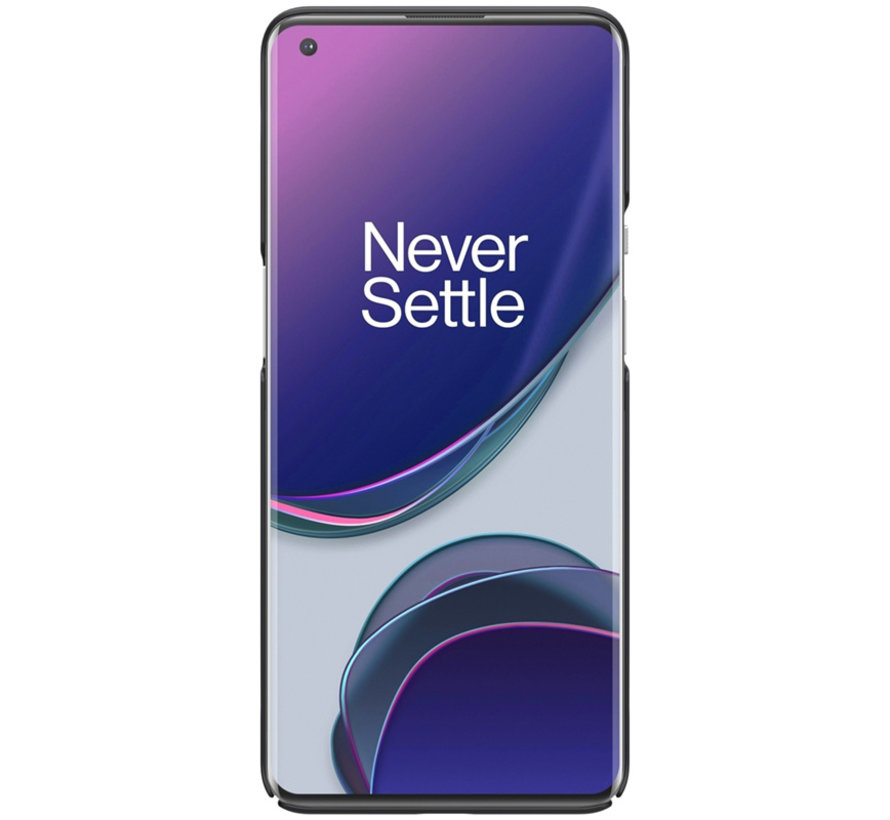 OnePlus 9 Pro Fall Super Frosted Shield Schwarz