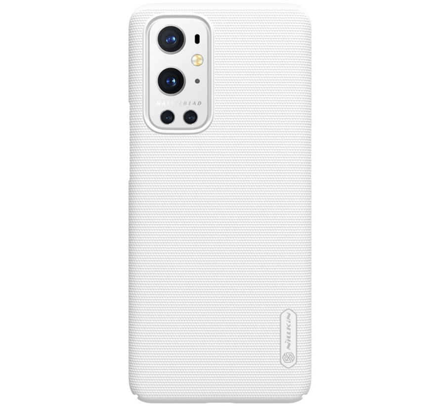 OnePlus 9 Pro Gehäuse Super Frosted Shield White