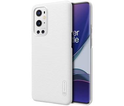 Nillkin OnePlus 9 Pro Case Super Frosted Shield White