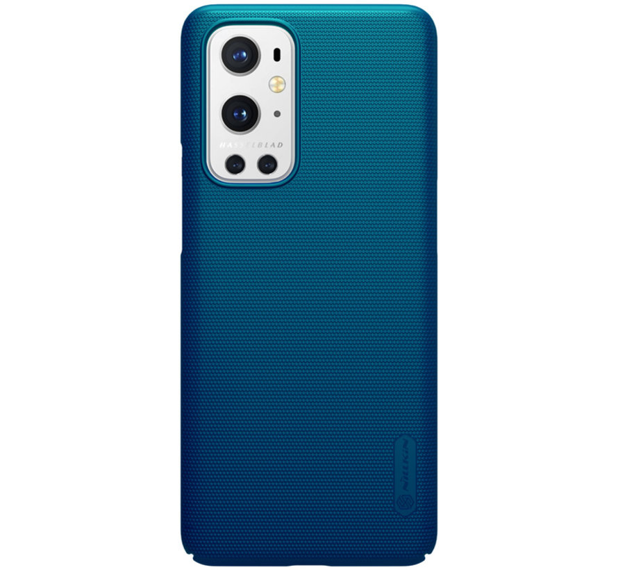 OnePlus 9 Pro Case Super Frosted Shield Blue