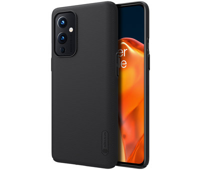 Nillkin OnePlus 9 Case Super Frosted Shield Black