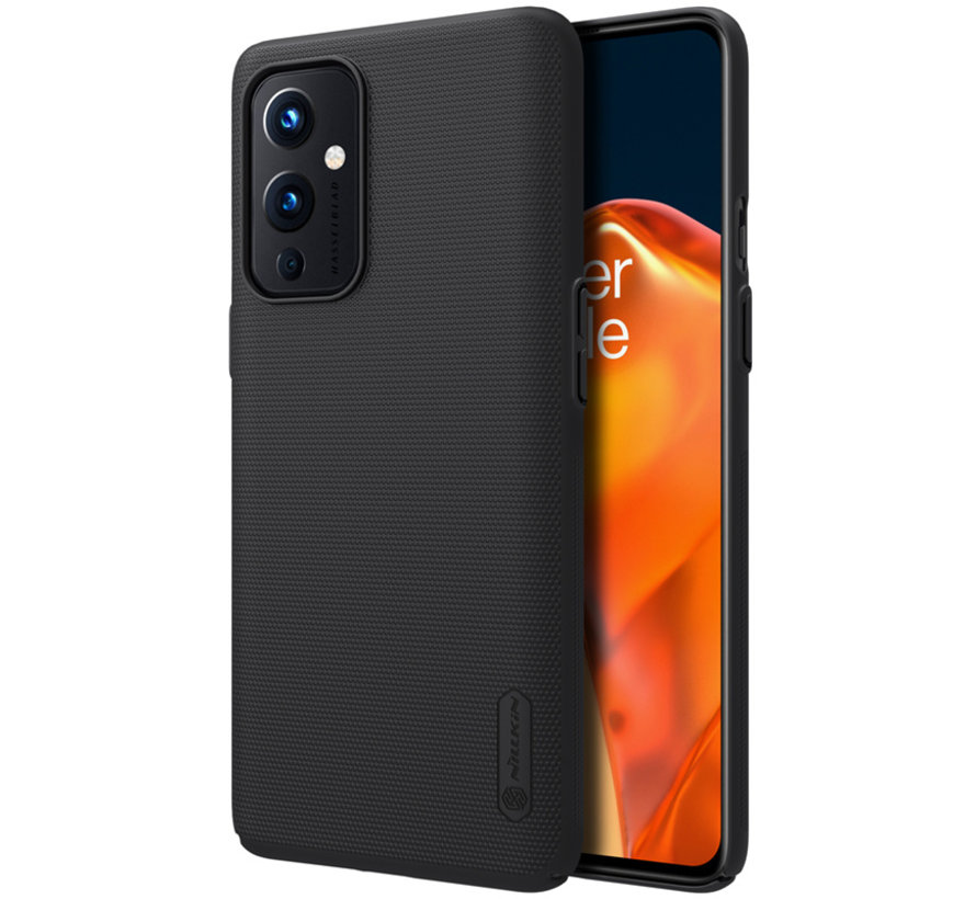 OnePlus 9 Case Super Frosted Shield Black