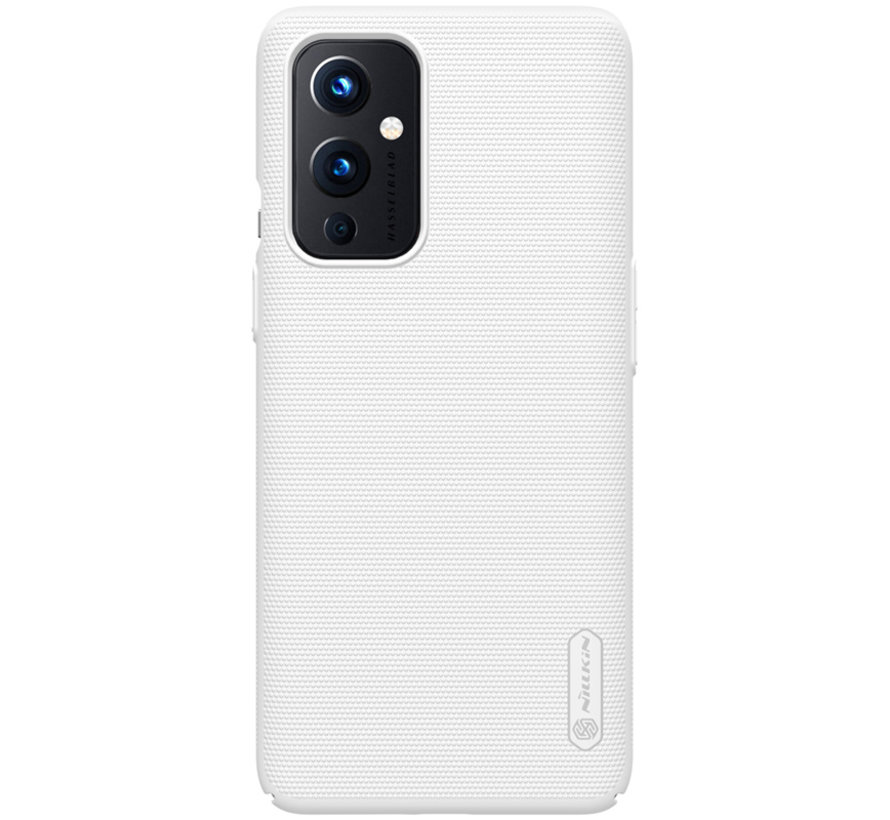 OnePlus 9 Case Super Frosted Shield White