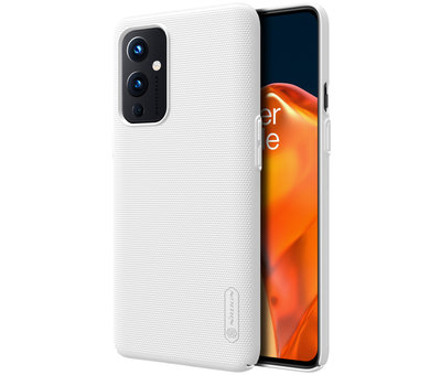 Nillkin OnePlus 9 Case Super Frosted Shield White