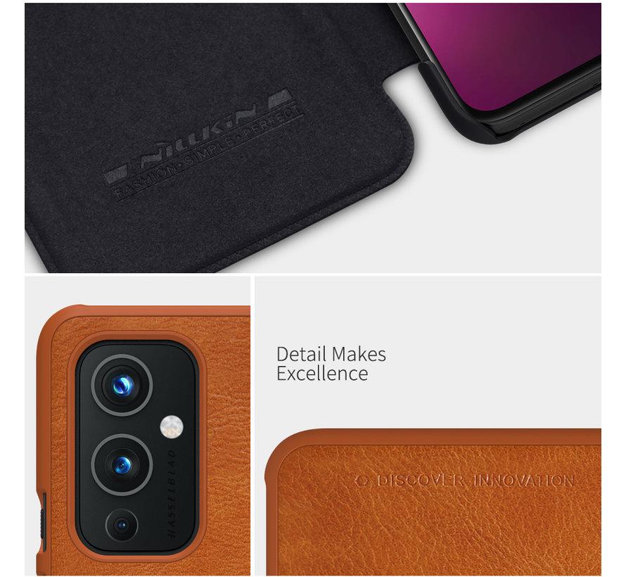 OnePlus 9 Flip Case Qin Schwarz