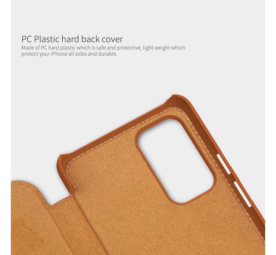 OnePlus 9 Flip Case Qin Rood