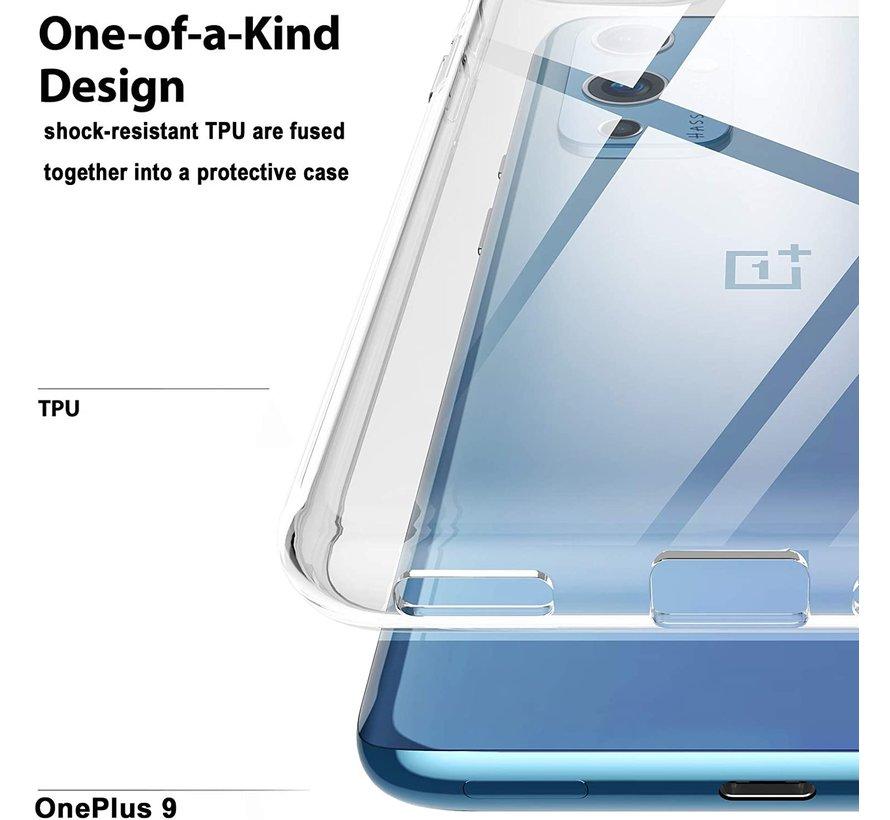 OnePlus 9  Hoesje TPU Transparant