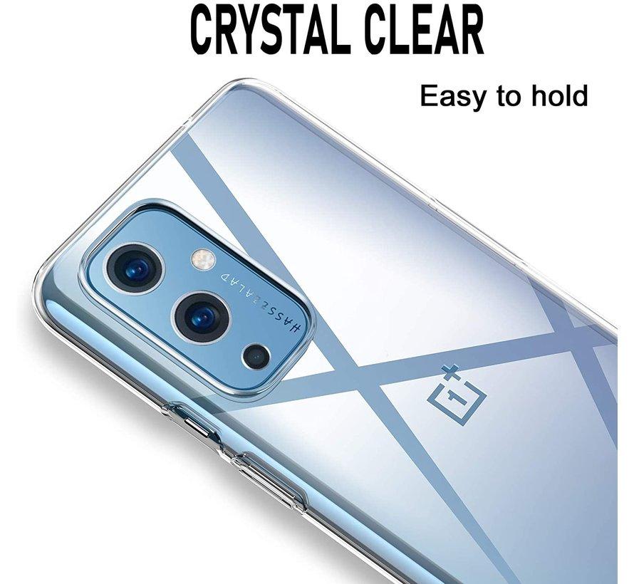 OnePlus 9 TPU Transparentes Gehäuse
