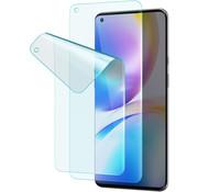 OPPRO OnePlus 9 Pro Displayschutzfolie Clear ScreenPlex (2 Stk.)