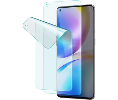Nillkin OnePlus 9 Pro Gehäuse Super Frosted Shield White