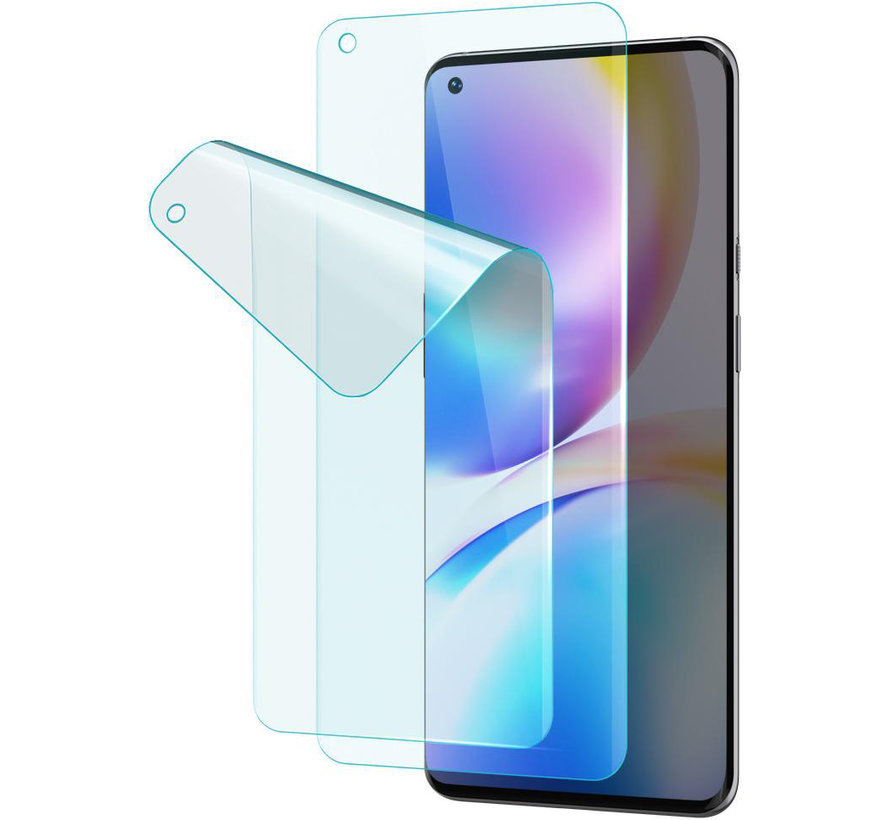 OnePlus 9 Pro Screen Protector Clear ScreenPlex (2 st.)