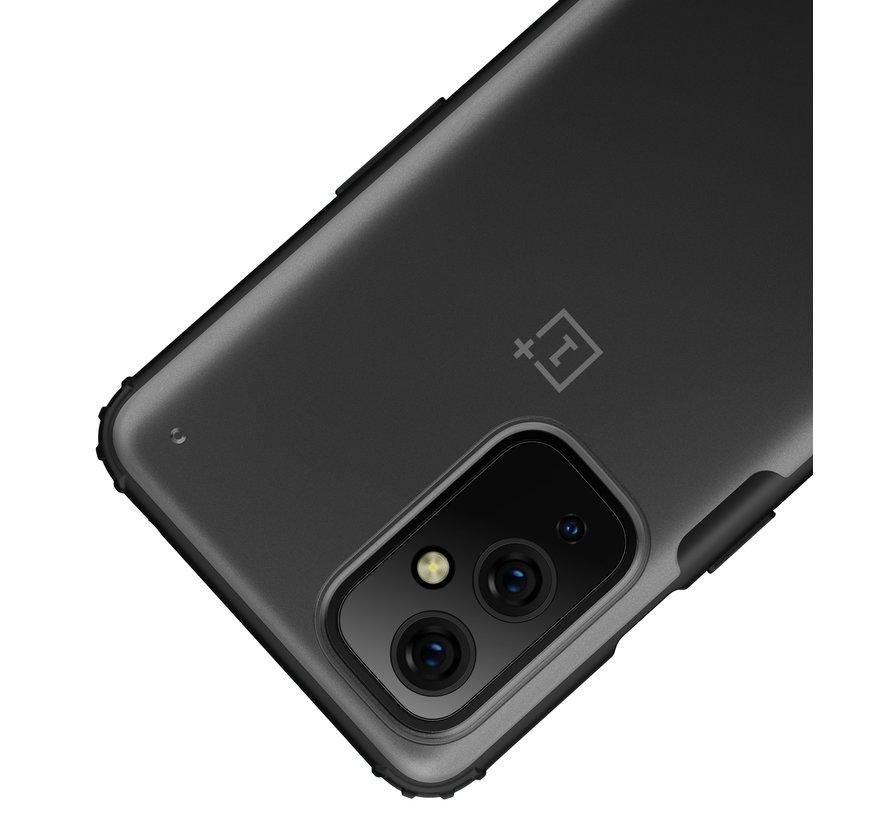 OnePlus 9 Merge Bumper Hoesje Zwart