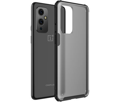 OPPRO OnePlus 9 Merge Bumper Case Schwarz