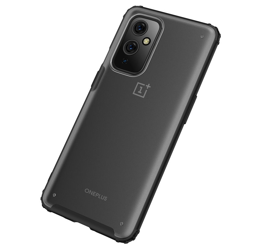 OnePlus 9 Merge Bumper Case Rot