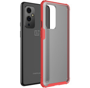 OPPRO OnePlus 9 Merge Bumper Case Rot
