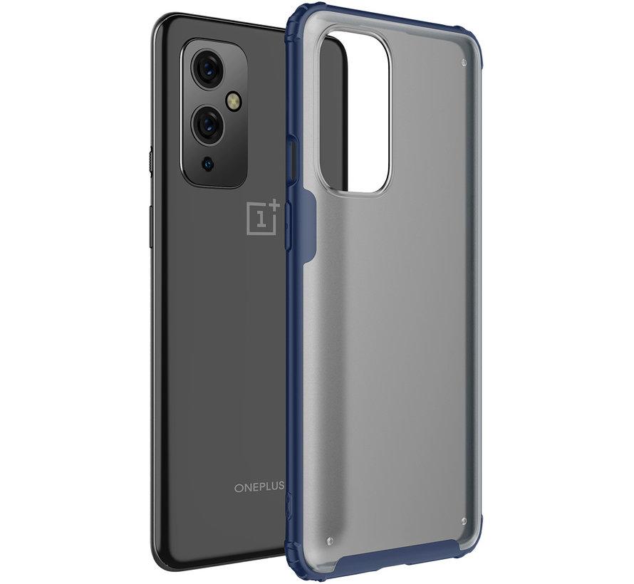 OnePlus 9 Merge Bumper Case Blau