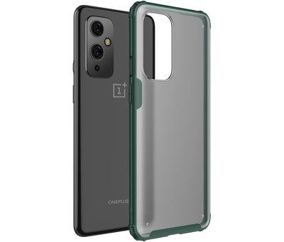 OPPRO OnePlus 9 Merge Bumper Case Grün