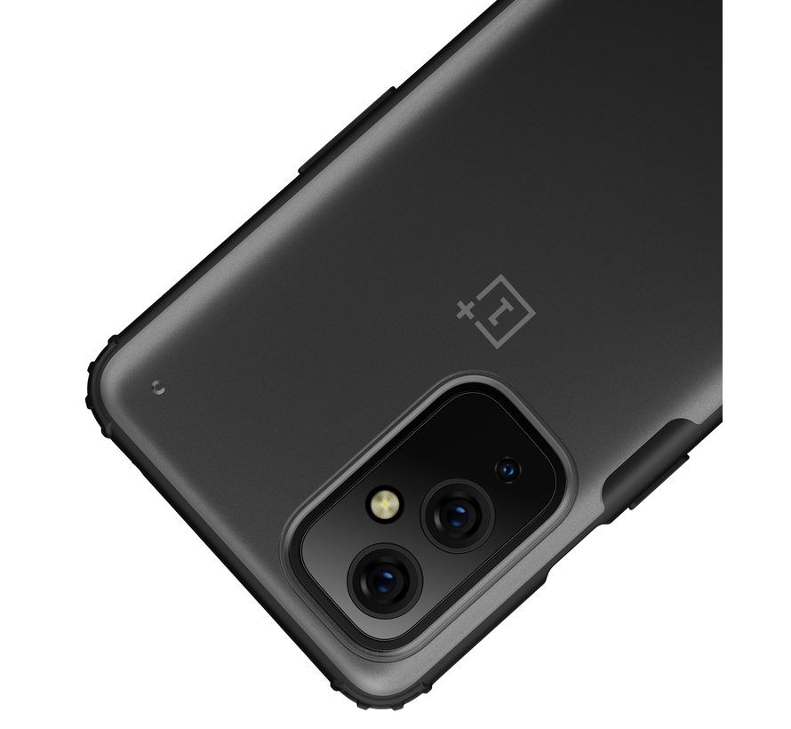 OnePlus 9 Merge Bumper Hoesje Groen
