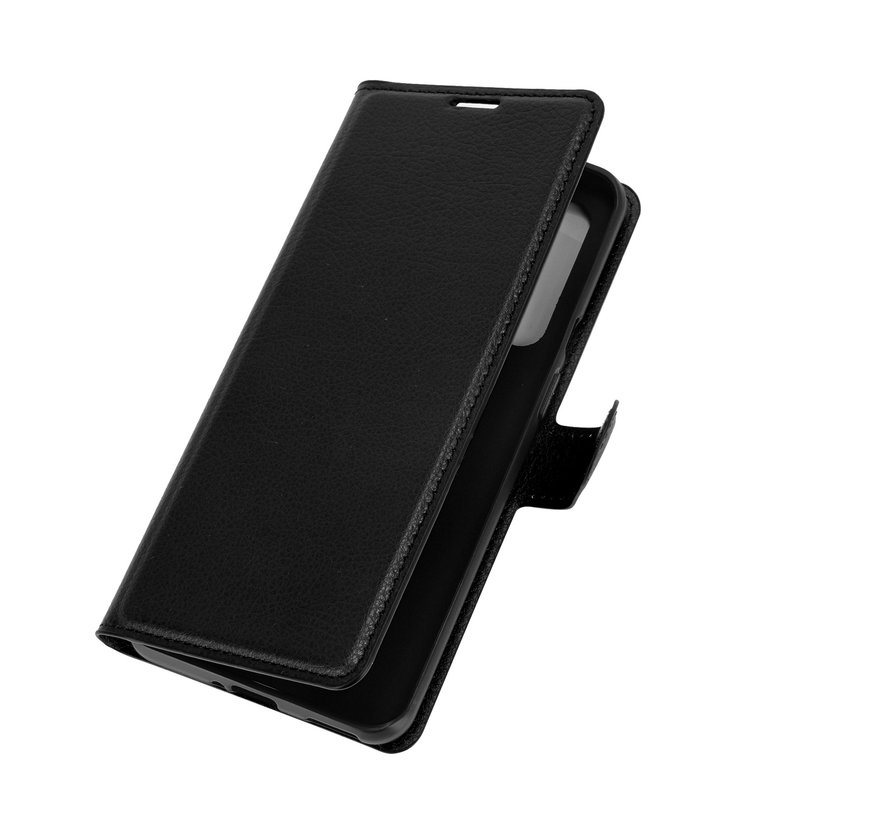 OnePlus 9 Wallet Flip Case Zwart