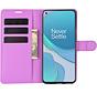OnePlus 9 Wallet Flip Case Lila