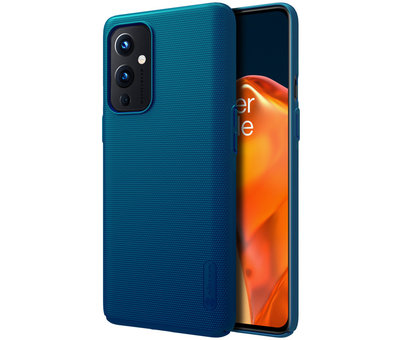 Nillkin OnePlus 9 Case Super Frosted Shield Blue