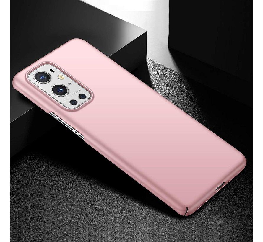 OnePlus 9 Pro Case Ultra Slim Grip Pink