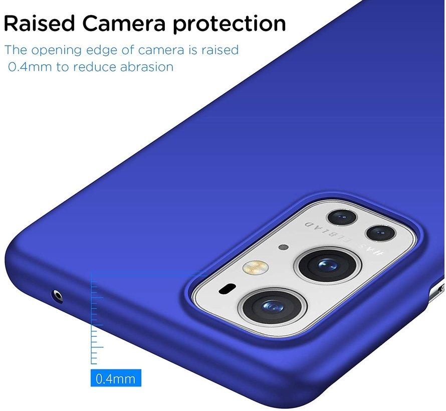 OnePlus 9 Pro Case Ultra Slim Grip Blue