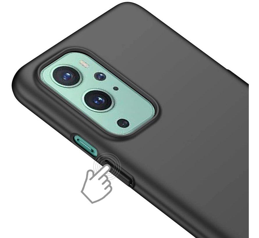 OnePlus 9 Case Ultra Slim Grip Black