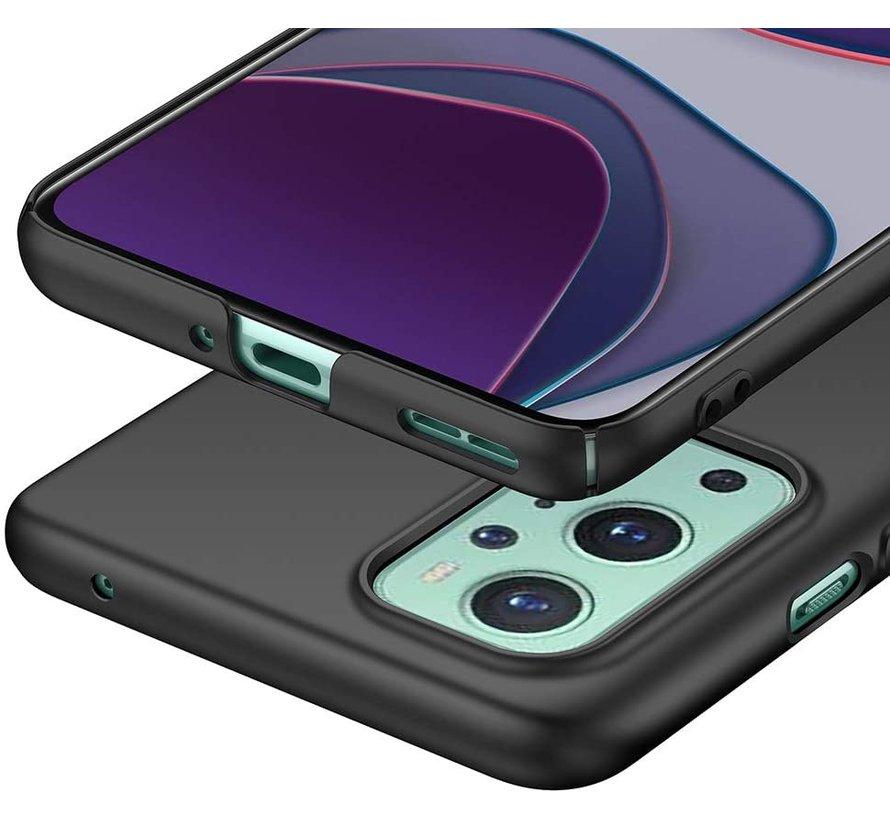 OnePlus 9 Case Ultra Slim Grip Schwarz