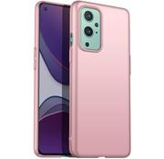 OPPRO OnePlus 9 Case Ultra Slim Grip Pink