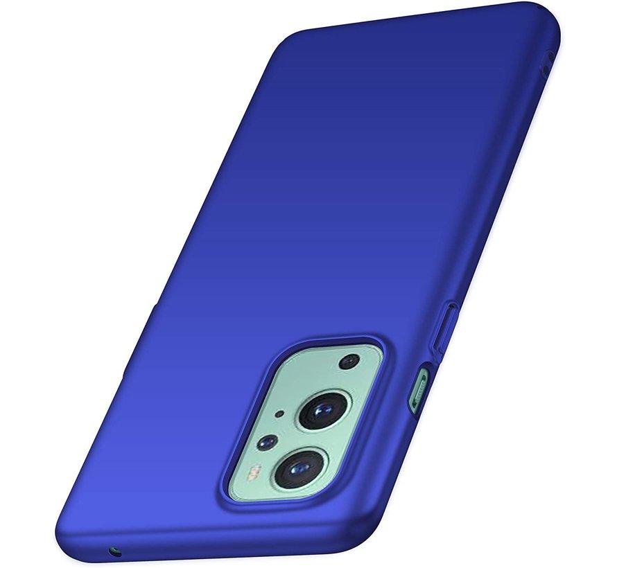 OnePlus 9 Hoesje Ultra Slim Grip Blauw
