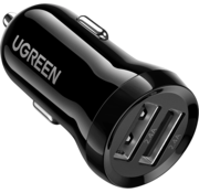 UGREEN Car charger 2x 24W 4.8A OnePlus