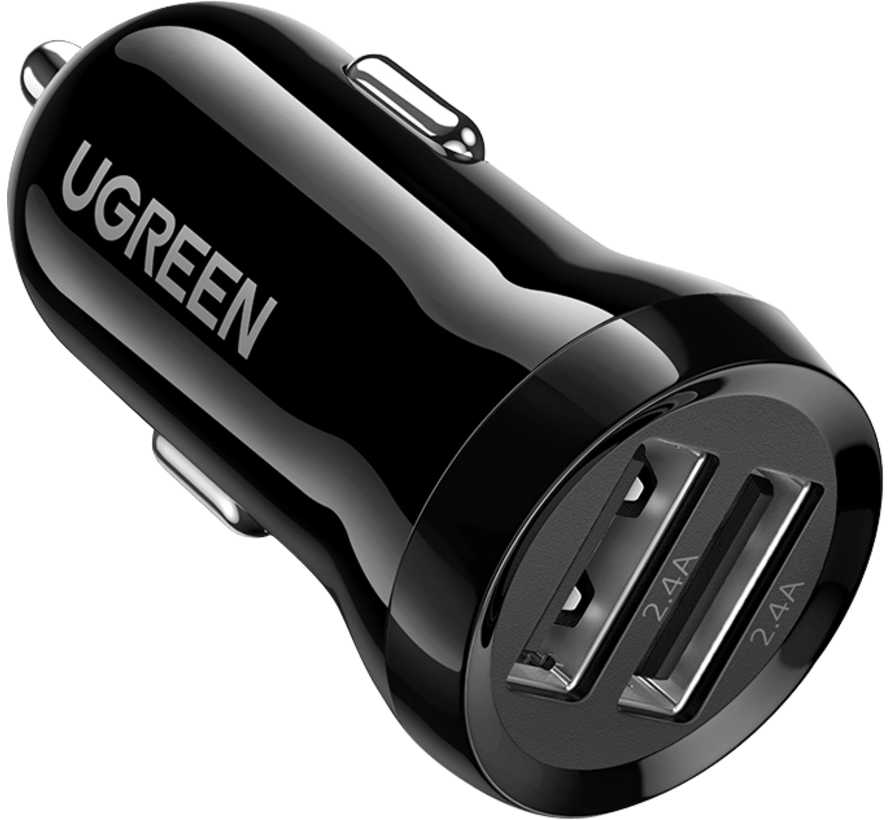 Autolader 2x 24W 4,8A OnePlus