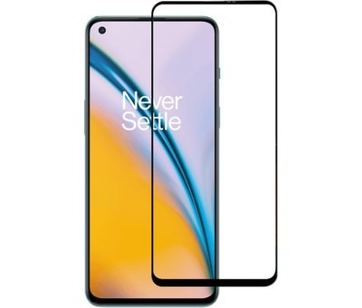 OPPRO OnePlus Nord 2 Hoesje Slim Leder Kaarthouder Blauw