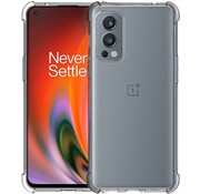 OPPRO OnePlus Nord 2 Hoesje Xtreme TPU Transparant