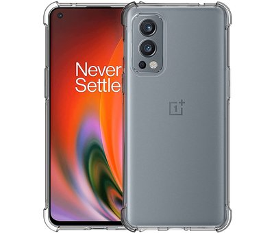 OPPRO OnePlus Nord 2 Case Xtreme TPU Transparent