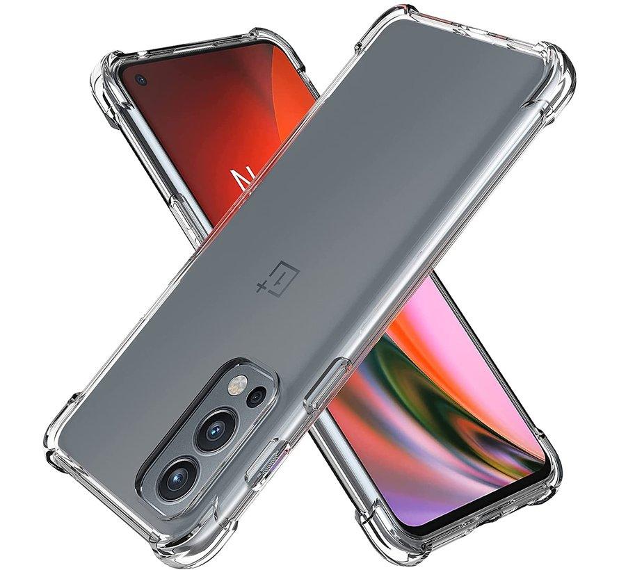 OnePlus Nord 2 Case Xtreme TPU Transparent