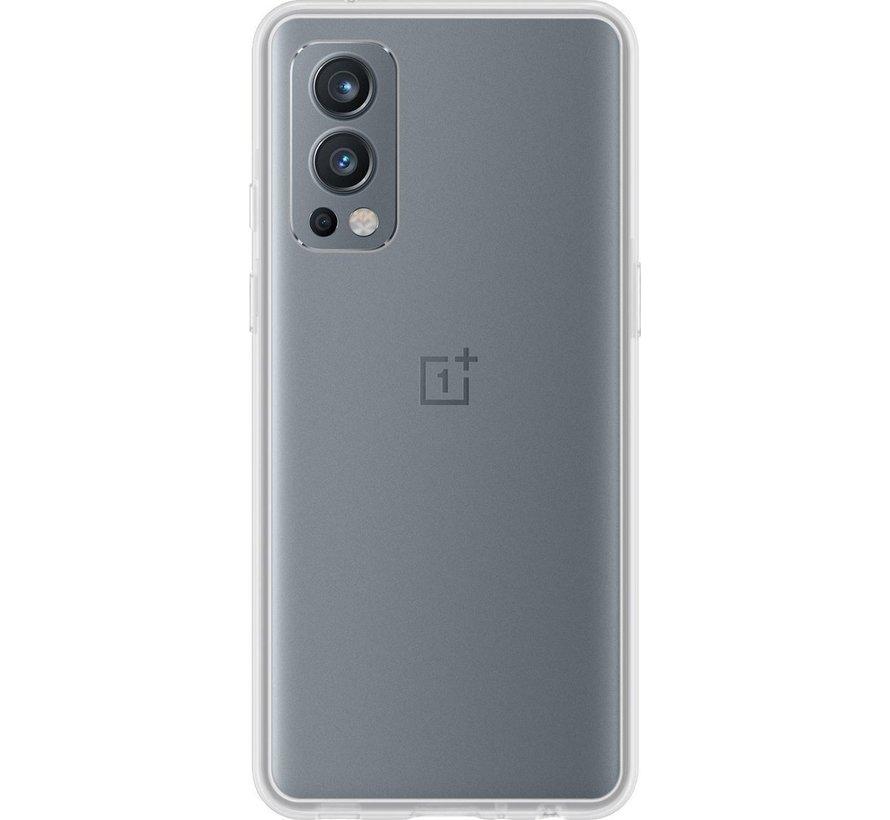 OnePlus Nord 2 TPU Transparentes Gehäuse