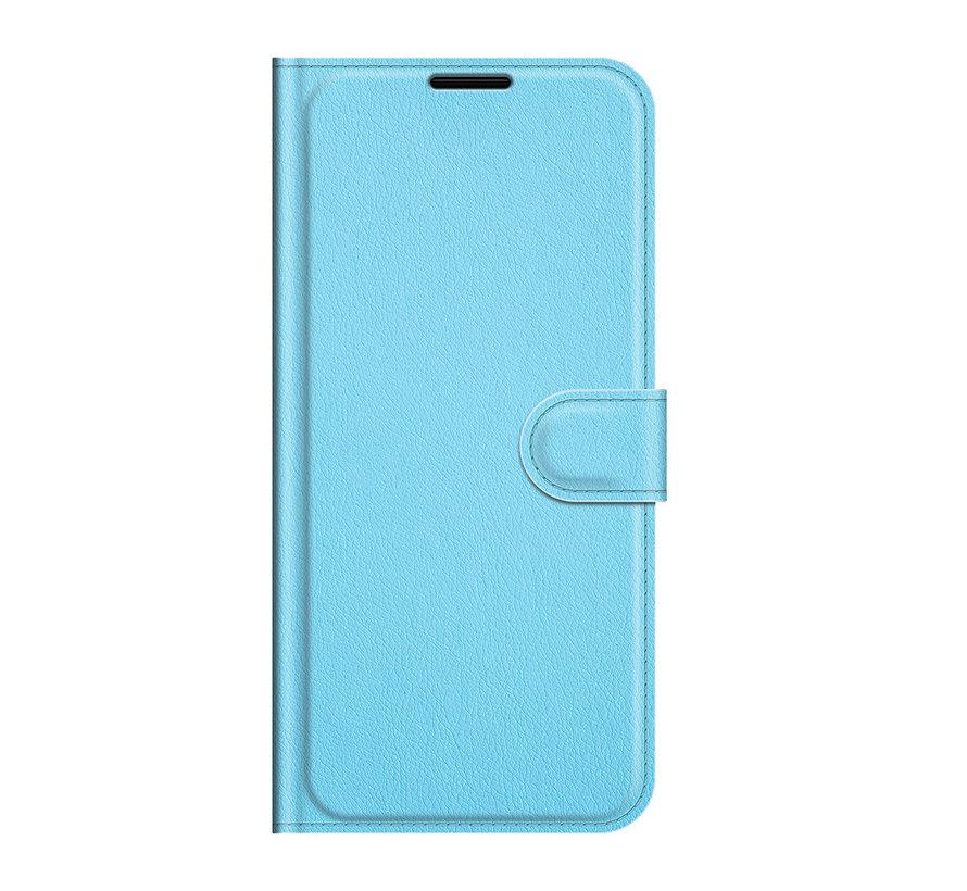 OnePlus Nord 2 Wallet Flip Case Blau