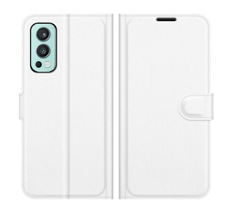 OnePlus Nord 2 Wallet Flip Case Wit